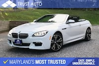 BMW 6 Series 2015 Sykesville