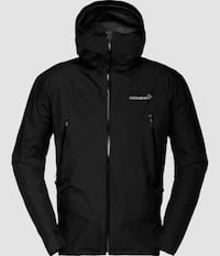 Norrona Falketind Gore-Tex Jacket - Mens - Small - Black  Vancouver