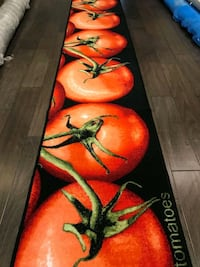 Brand new accent rug 2x9'4ft price is firm  Mississauga, L5J 4E6