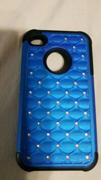 blue and black iPhone case London, N6E 2B2