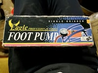 New old stock Eagle middle foot air pump Menifee, 92586