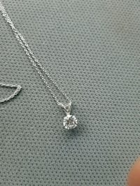 Beautiful diamond necklace  Bradford West Gwillimbury, L3Z 1B4