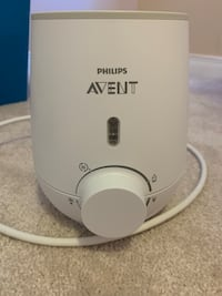 Philips Avent Bottle Warmer  Ajax, L1S 0A9