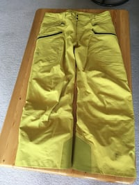 Arc'teryx ski pants, men's