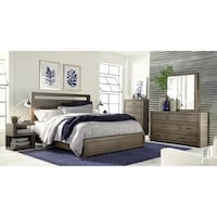 Never been used Belford bed set - King size Fairfax