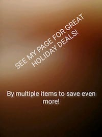 Assorted deals and more on my page Pickering, L1V 1B8