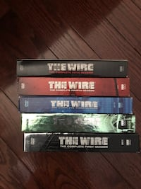 Complete series of the Wire Oshawa, L1K 2S2