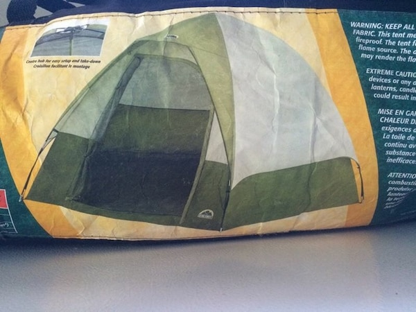 830664a242 Used Escort 5 Person Tent for sale in Aylmer - letgo
