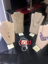 Premier design necklaces (20 each) more then 30 to choose from  Bensalem, 19020