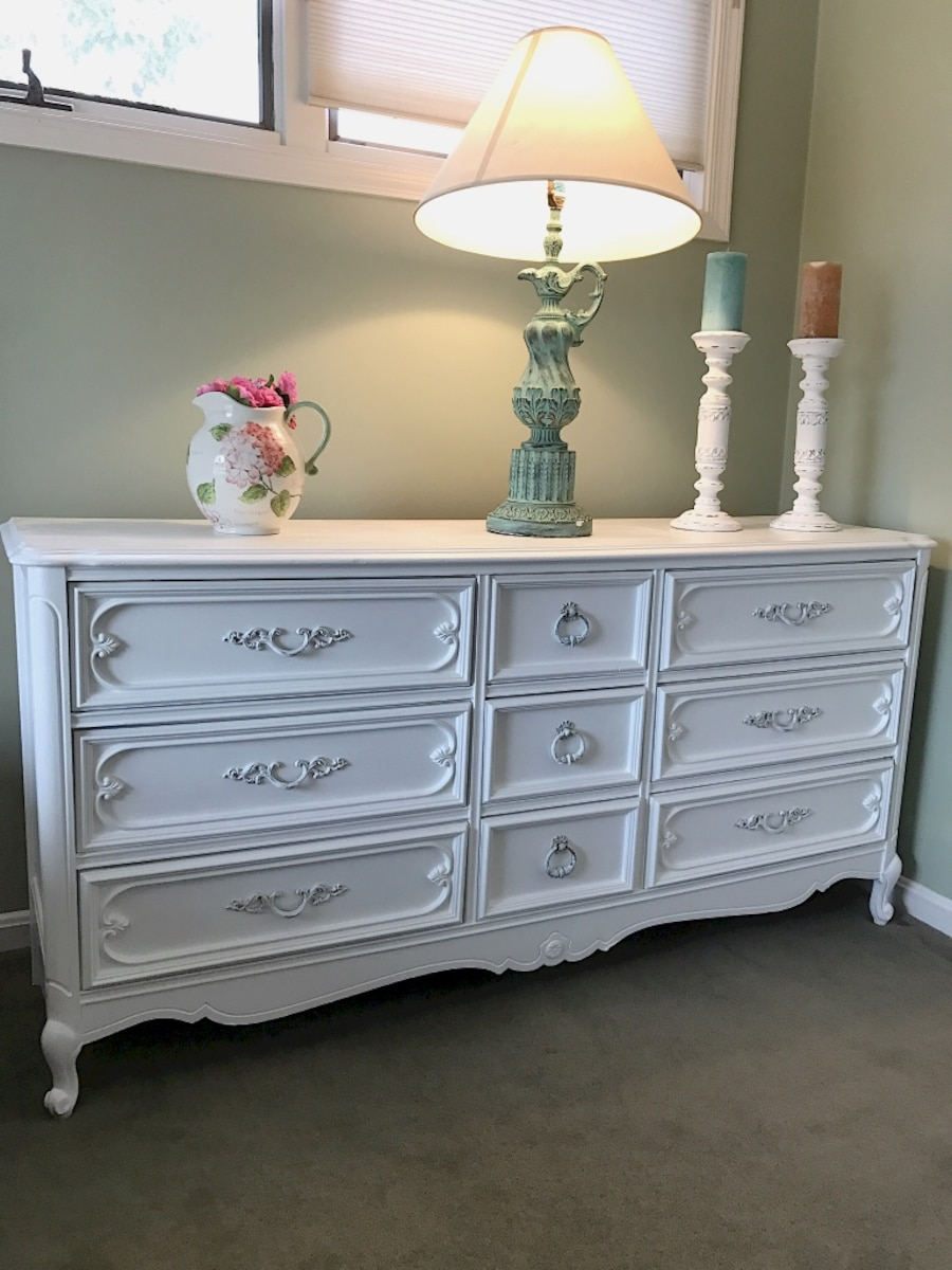 french provincial 4 piece bedroom set in stafford  letgo
