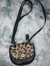 Small leopard coach purse  Hollywood, 33021