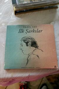 Fazil Say Ilk Sarkilar CD Germantown, 20876