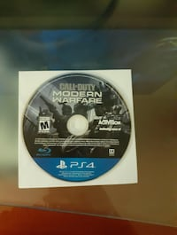 Call of Duty Modern Warfare (No case but in perfect working condition) Las Vegas, 89178