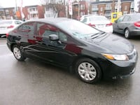 Honda - Civic - 2012 cell:   [PHONE NUMBER HIDDEN]  Longueuil