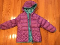 Toddler girl 4T down jacket  Vienna, 22180