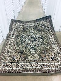 black and white floral area rug Rockville, 20852