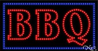 LED Flashing or steady light up BBQ sign New York, 11234