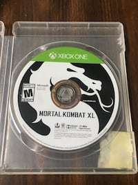 Mortal kombat xl xbox one Oxon Hill, 20745