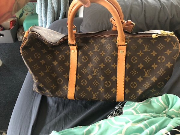 a2bc4e3c99c8 Used LV Small Luggage Bag for sale in Hillsdale - letgo