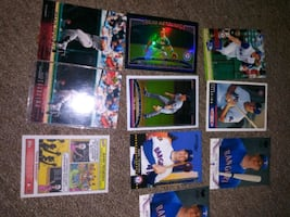 Mark teixeira rookies and refractor