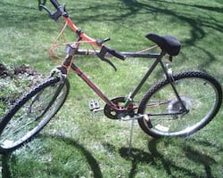ADULT mountaun BIKE new