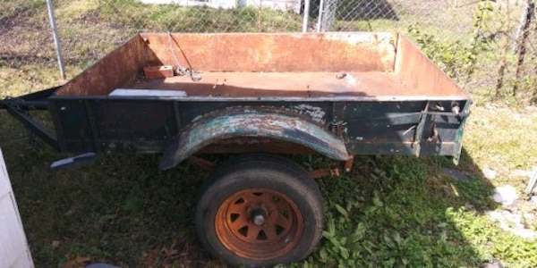 Military Jeep For Sale >> Military Jeep Trailer 1940 S 1958