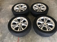 Rim and tires for 2015 impala  Fairburn, 30213
