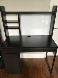 IKEA MICKE black-brown desk Toronto, M5C 2H4