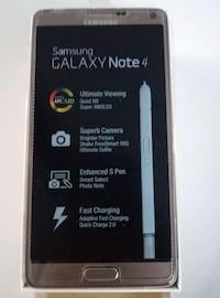 samsung note 4 gold Levent, 34330