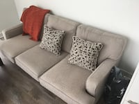 Leons Sofa 9 Months Old $799 + taxes null