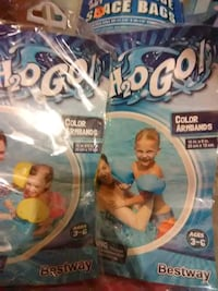 Arm bands for the pool. Frederick, 21704