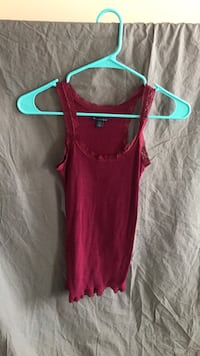 Women's red tank top Frederick, 21704