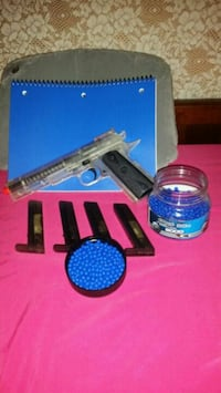 black and gray airsoft pistol Wilmington