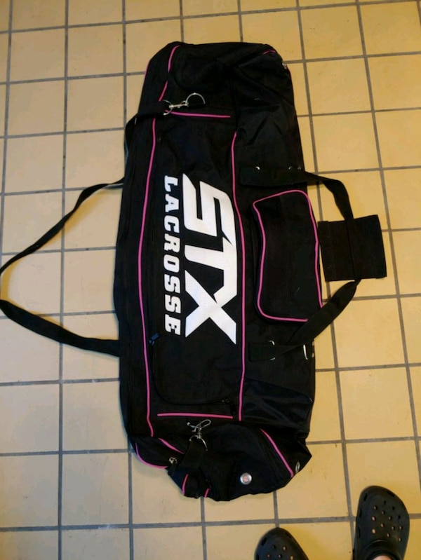 Goalie/boy large lacrosse bag