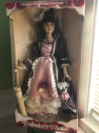 Genuine Fine Bisque Porcelain Doll, Collector's Choice 30 km