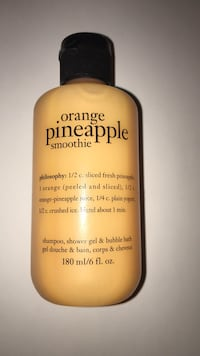 Philosophy Orange Pineapple Smoothie 3 in 1 Cleanser 38 km