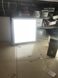 Edison -Osram sıva üstü 60-60 led panel