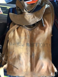 WW2 life preservers / life jackets from world war 2