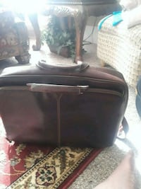 Used Johnson & Murphy leather bag Manchester, 03104