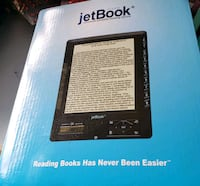 Ectaco JetBook ereader brand new with box Aurora, L4G 7E1