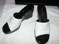 "Aerosoles Shoes - White 3 1/2"" heel, Ladies 8 1/2"" Med, new - $25 Mississauga"