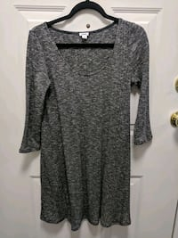 Grey tunic dress Port Coquitlam, V3B 1T3