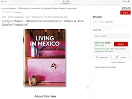 Book living in Mexico