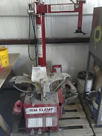 red Rim Clamp machine Pahrump, 89060