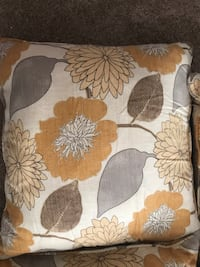 4 pillows from world market  Fairfax, 22031