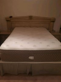 white and brown bed mattress Toronto, M1B 2E7