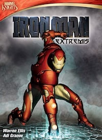 Sealed - Iron Man : Extremist... $5 Firm. Calgary