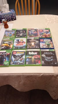 Xbox 360 And Other games perfect quality  Richmond Hill, L4E 5A2