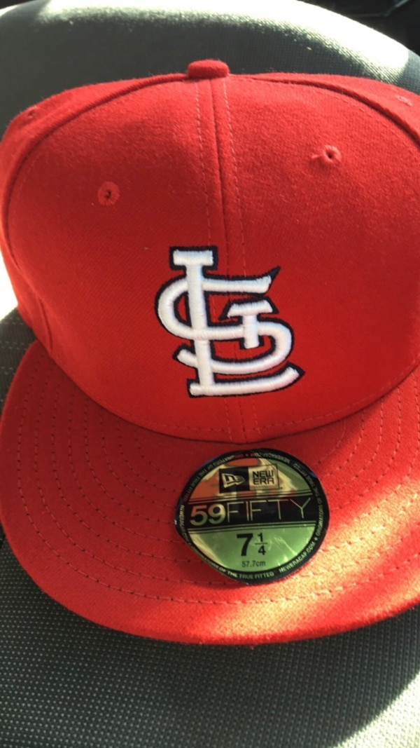 2651ceab4e3a9 Used 59-50 Fitted Baseball Hat New for sale in San Francisco - letgo