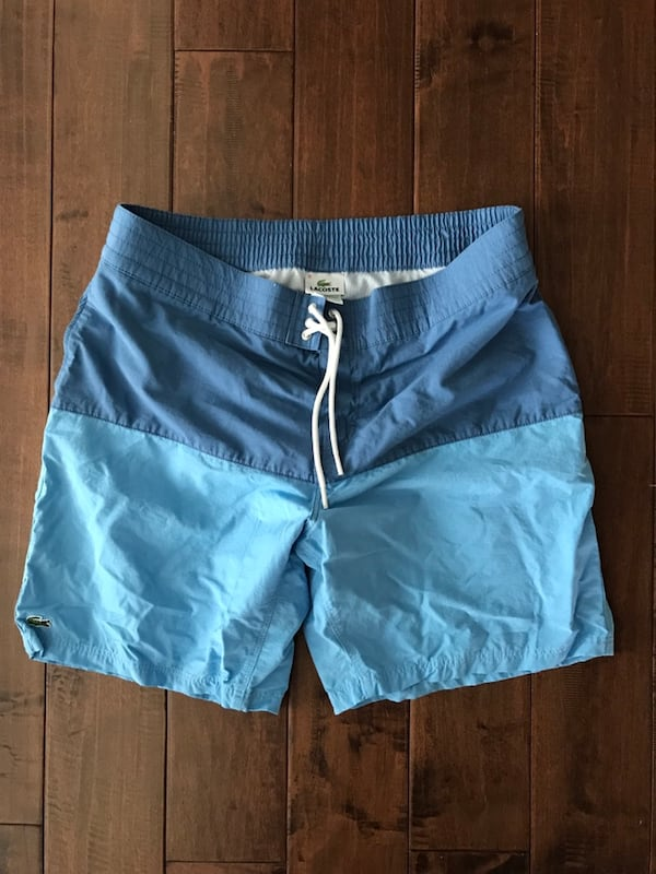 Lacoste swim shorts (size XL) 0